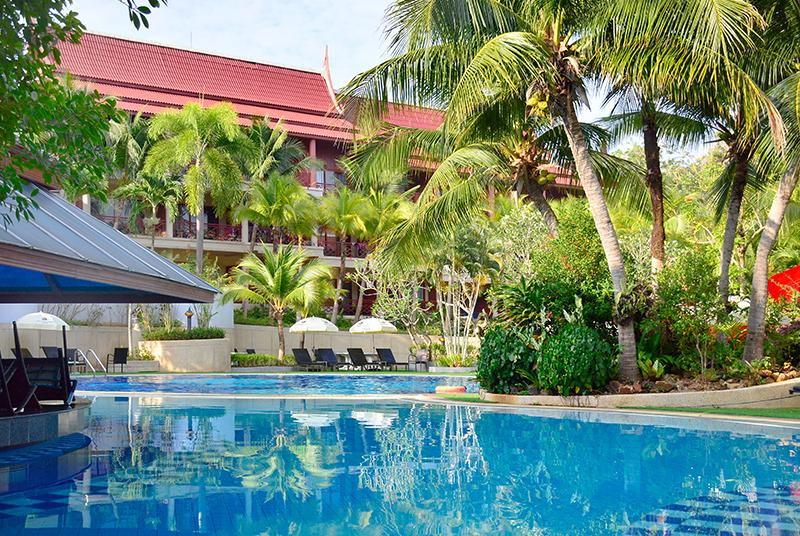 泰國拉亞酒店式公寓