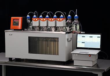 IV6000R系列全自动油品运动粘度测定仪