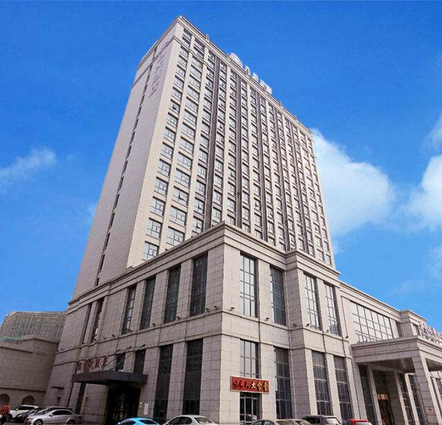 上海协通大酒店中央空调项目