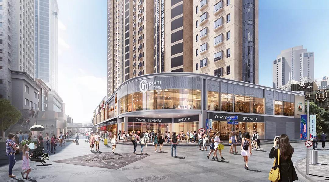 上海群坛携手四季坊打造高端舒适商业空间环境