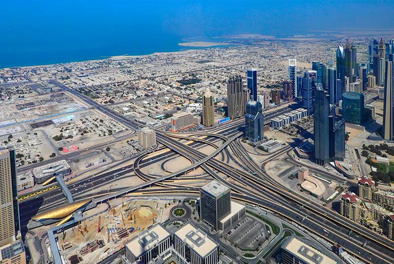 迪拜房產項目