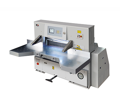 YK920E触摸屏切纸机
