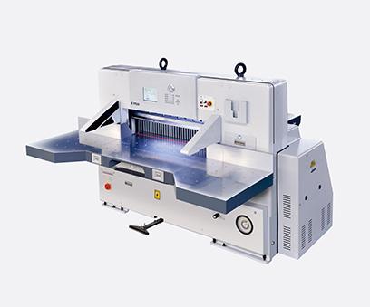 QZYK1150DH-15触摸屏切纸机