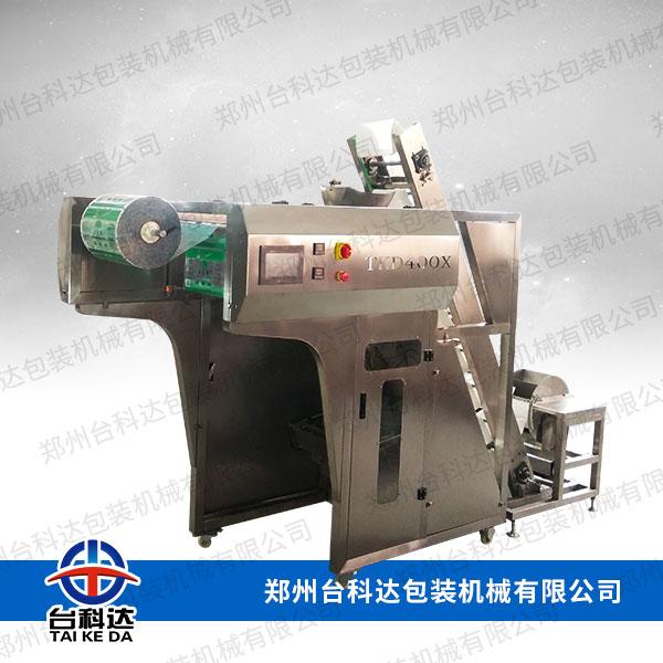 400X-土豆粉专用包装机