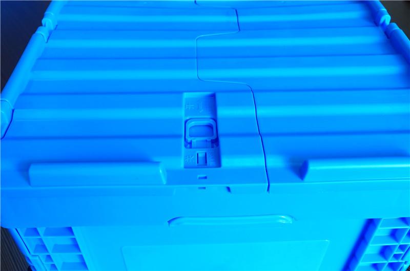 64235折疊周轉箱蓋子開關