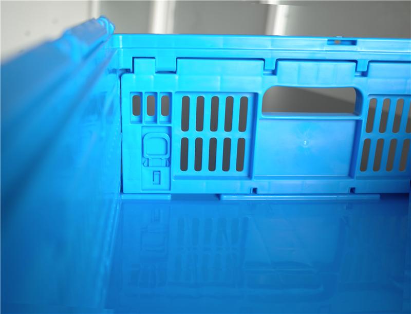 64185折疊周轉筐內部側面插銷