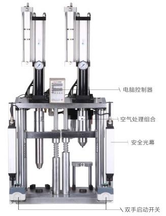多工位精密气液增压机