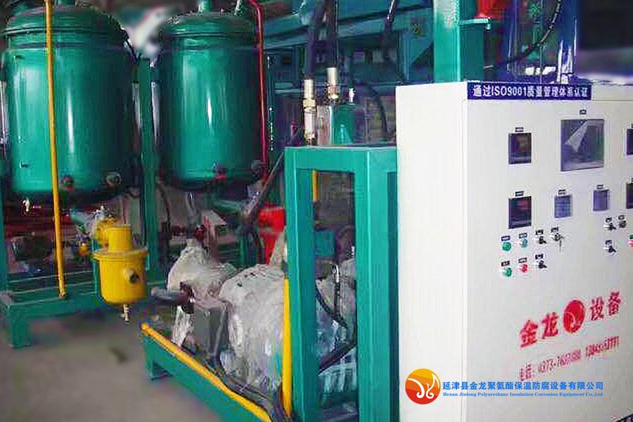 JL-400高压发泡机
