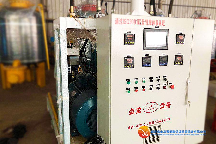JL-400 high pressure foaming machine