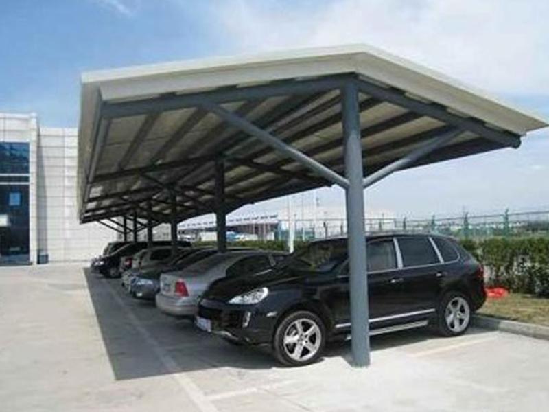 膜结构车棚的发展前景如何?