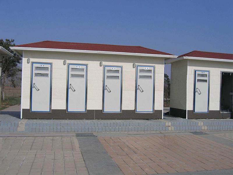 环保移动厕所与我们日常生活密不可分