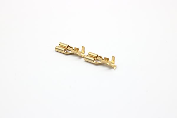250带锁扣插簧
