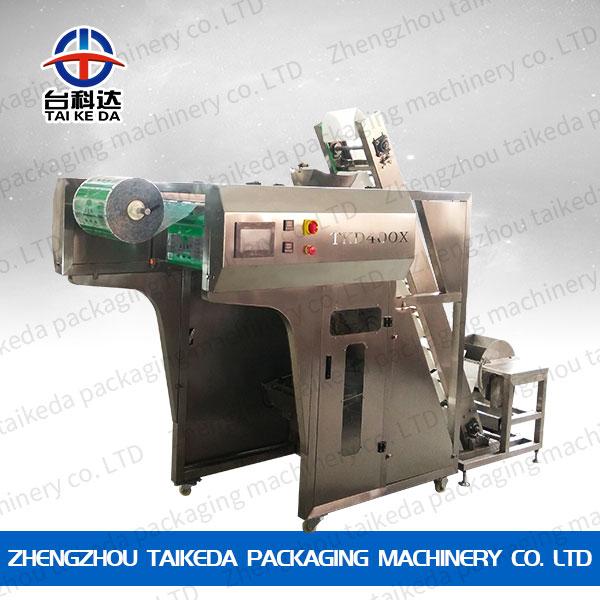 TKD-400L Special packing machine for potato powder