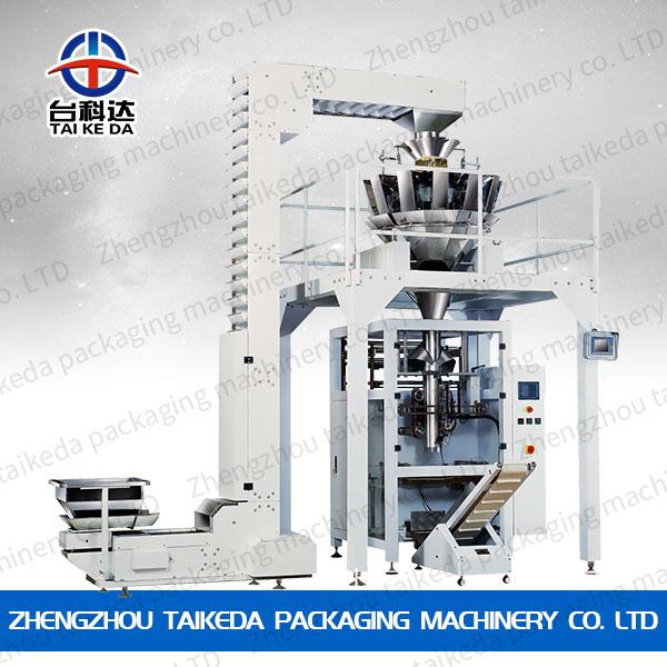 Automatic granule packing machine series