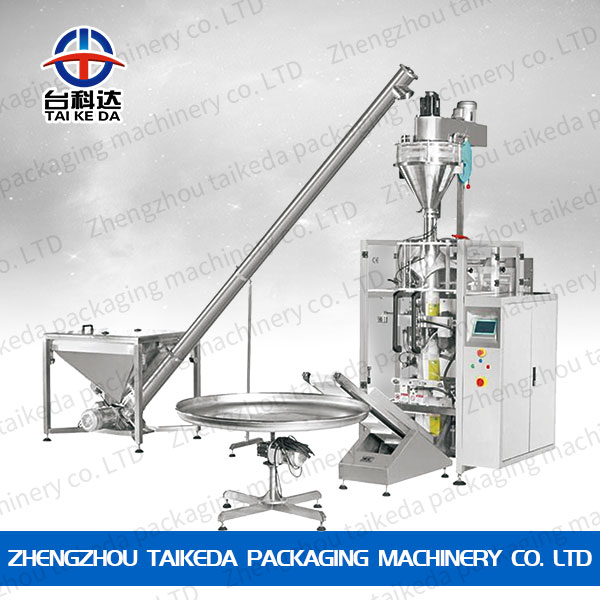 Taikeda automatic packaging machine focuses on quality and goes international