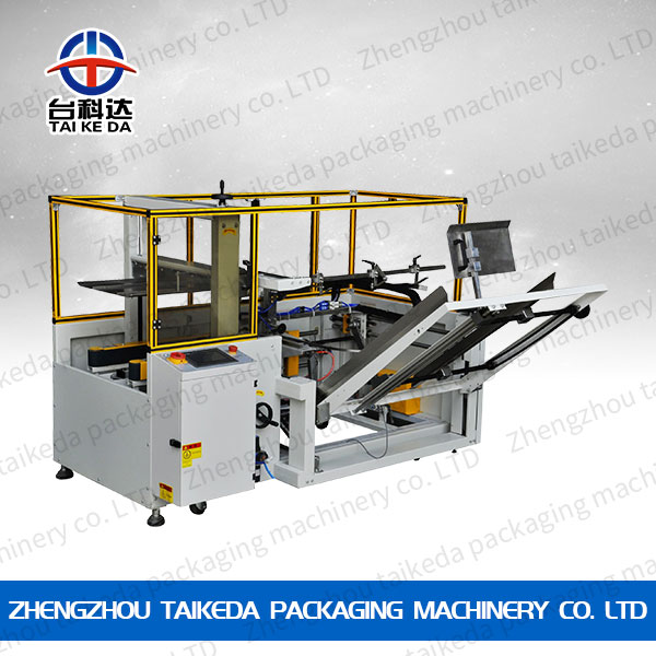 Automatic packaging line arises as The Times require