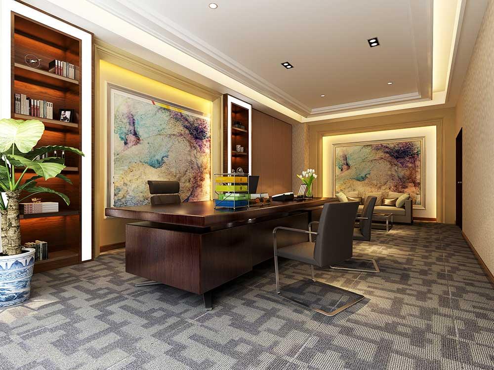 凯伦集团上海办公室装饰设计
