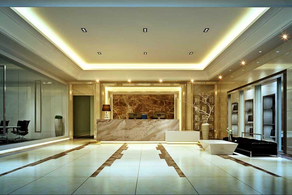 昆山浦东软件园办公室装饰设计