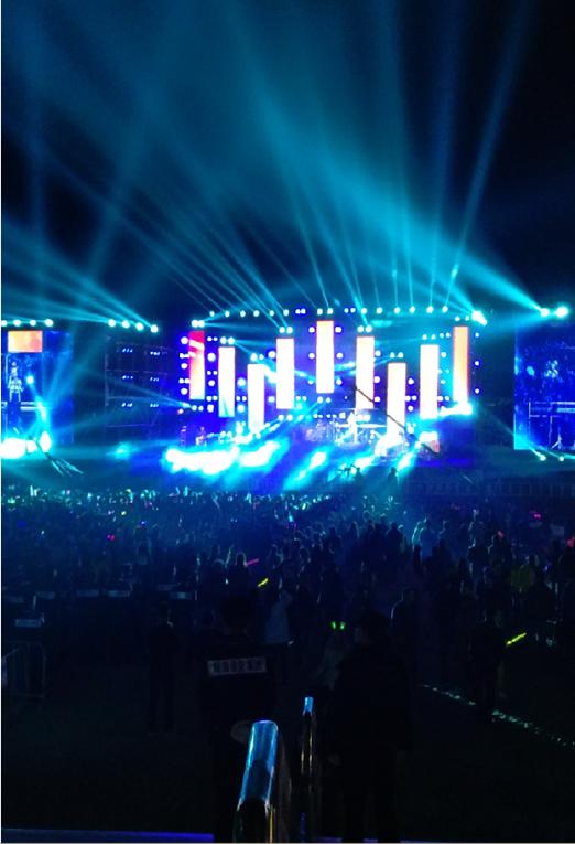 恒隆集团2016跨年焰火音乐派对