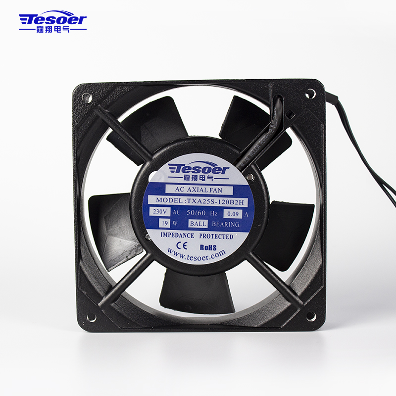 AC轴流风机TXA25S-120B2H