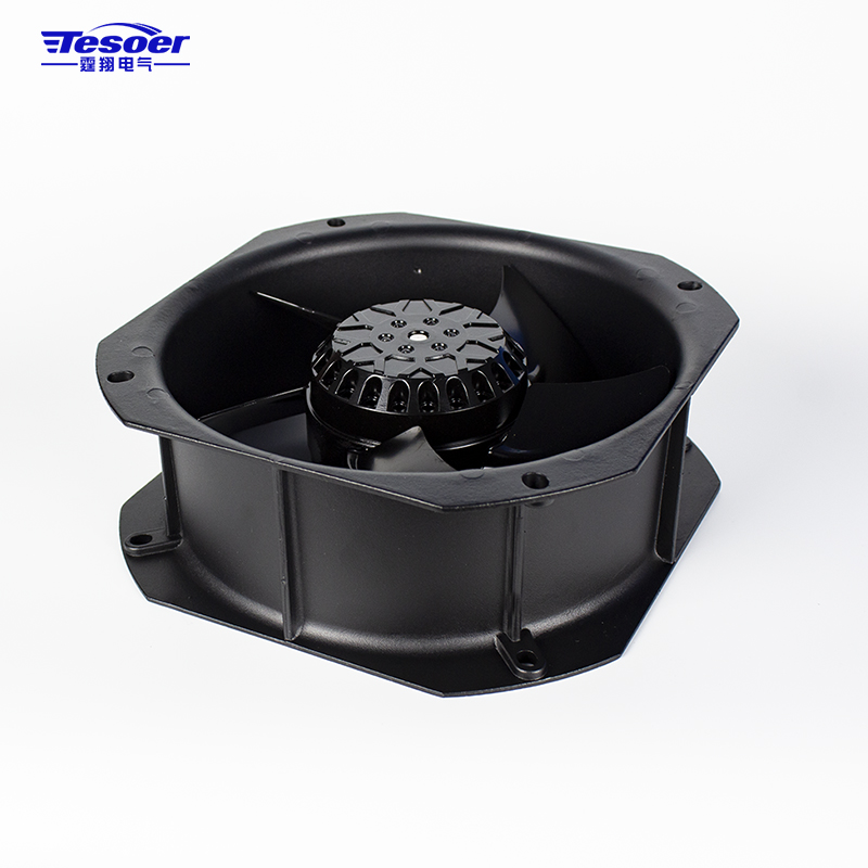 AC轴流风机TXA80S-225B2H(黑)