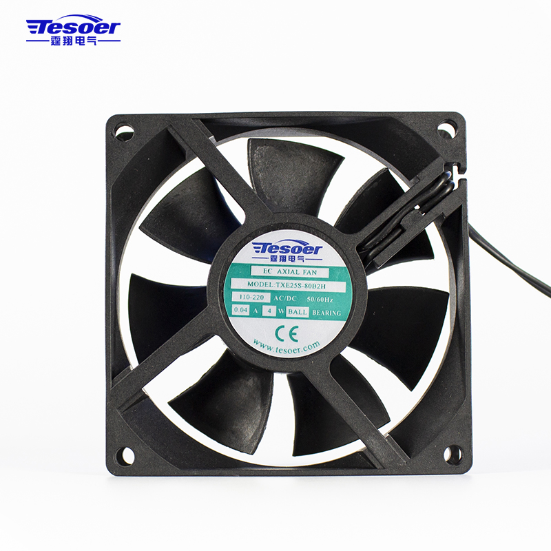 EC axial fan TXE25S-80B2H