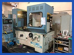 德国进口瑞士产REISHAUER RZ301S数控蜗杆砂轮磨齿机