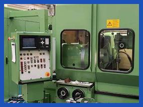 RZ801加工810数控蜗杆砂轮磨齿机