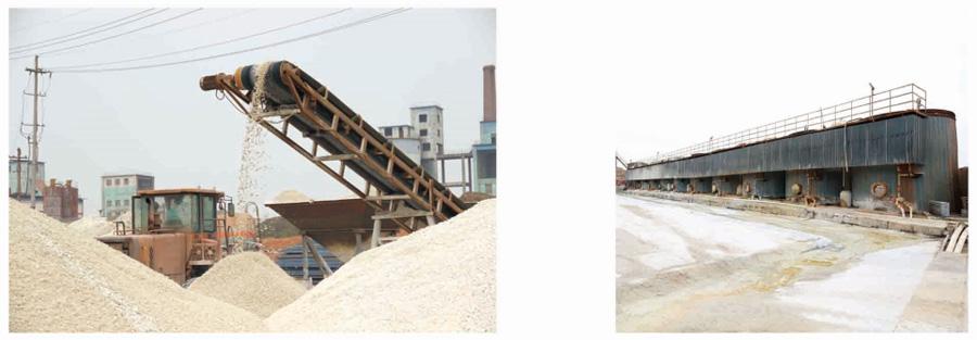石英砂尾矿脱铁、脱碱生产建筑陶瓷原料项目