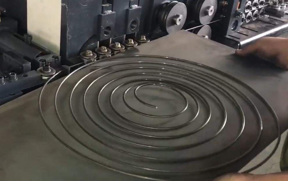 螺旋绕线机 打圈机弹簧制造