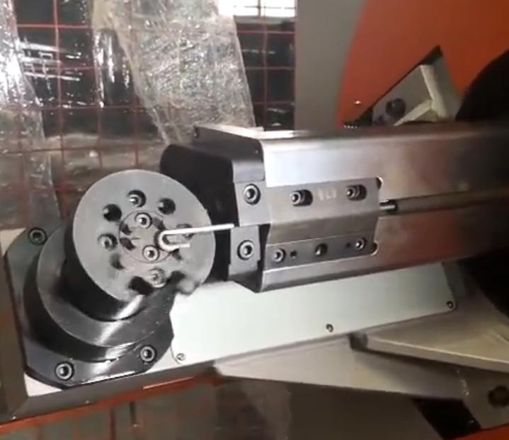 多功能线材成型机 弯线机视频