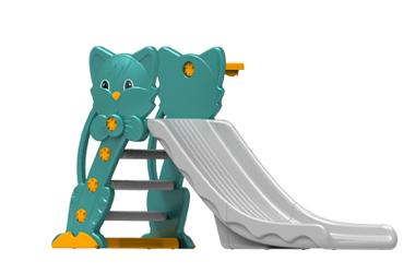 喵呜儿童滑梯设计