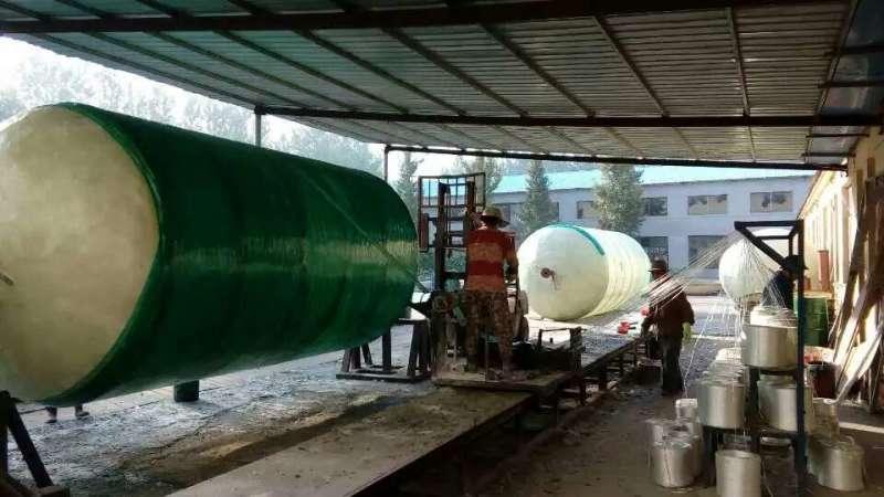 玻璃钢化粪池制造
