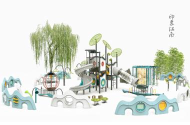户外游乐设施设计