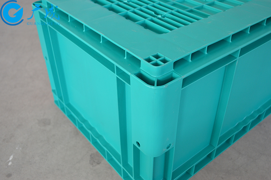 4628电商专用物流箱箱内插槽