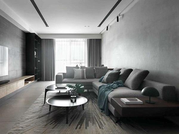 恒大绿洲-客厅沙发
