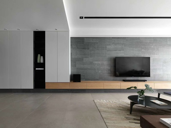 恒大绿洲-电视墙
