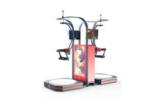 虚拟科技-走步机设计