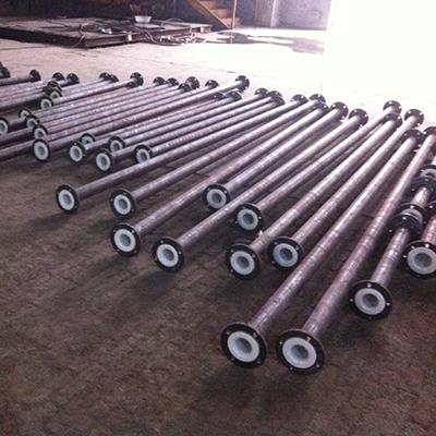 襯塑管道的質量評價標準及安裝規范