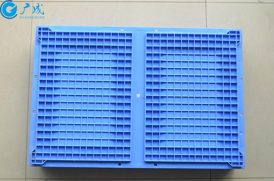 HP6A物流箱底部面