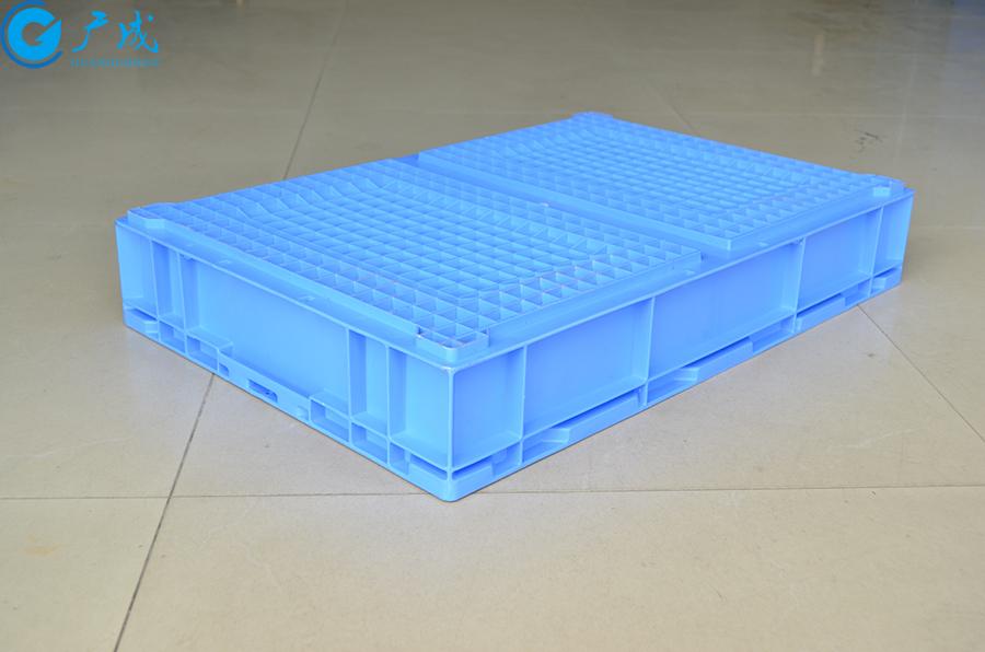 HP6A物流箱反面特寫