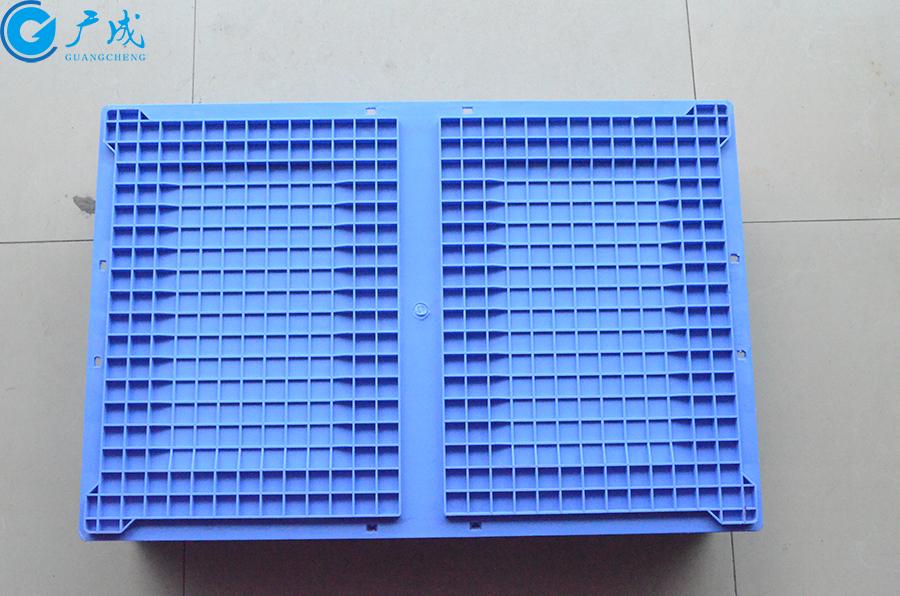 HP6B物流箱底部面