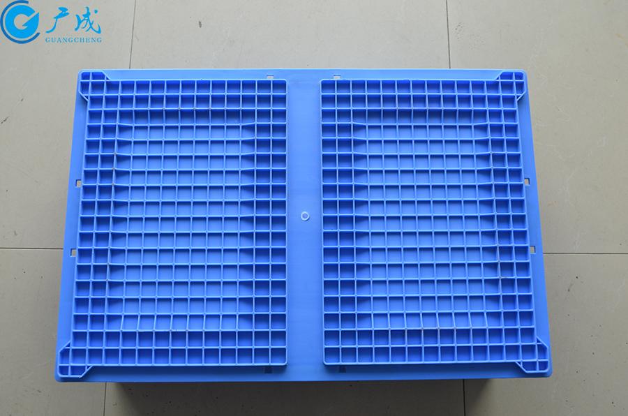 HP6D物流箱底部面