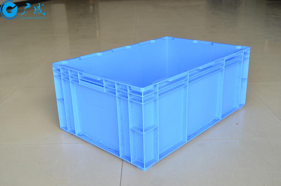 HP6D物流箱正面特写