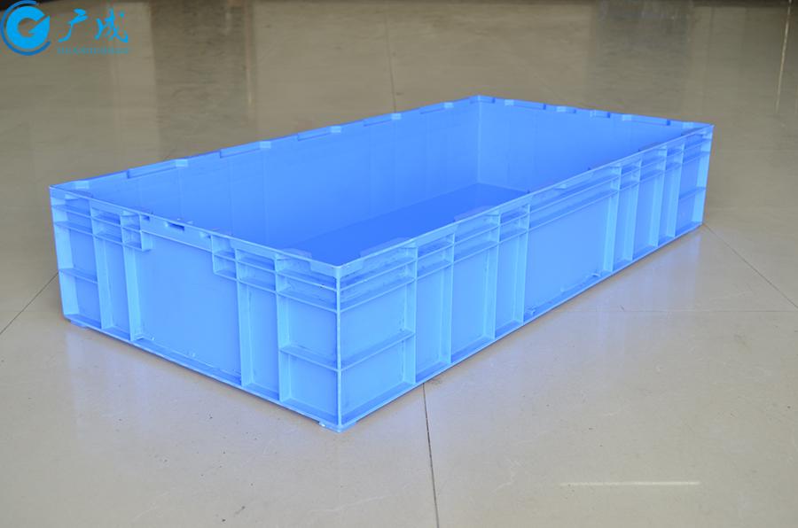 HP115C物流箱正面特写