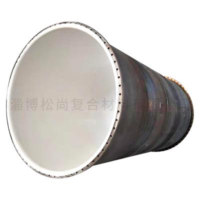 解決襯氟儲罐壁變形問題