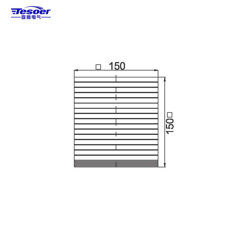 过滤器过滤窗 TX150 通风散热
