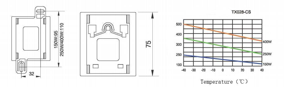风扇加热器-霆翔电气
