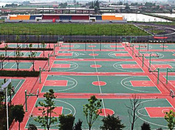 湖北省荆州体育中心项目案例
