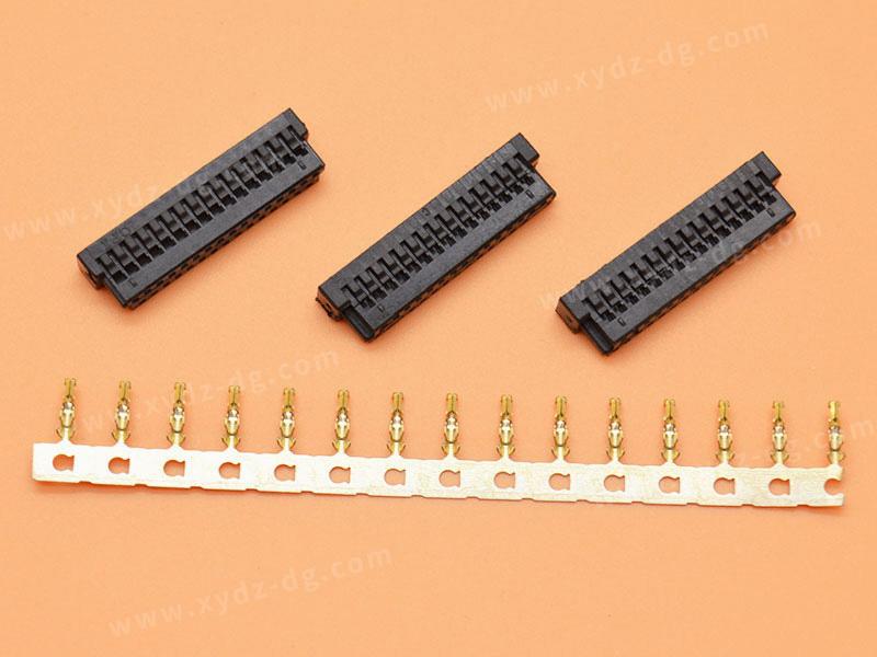 FI-S MX1.25 1255 连接器